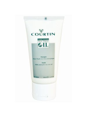 Courtin mask met tea tree oil - 50ml